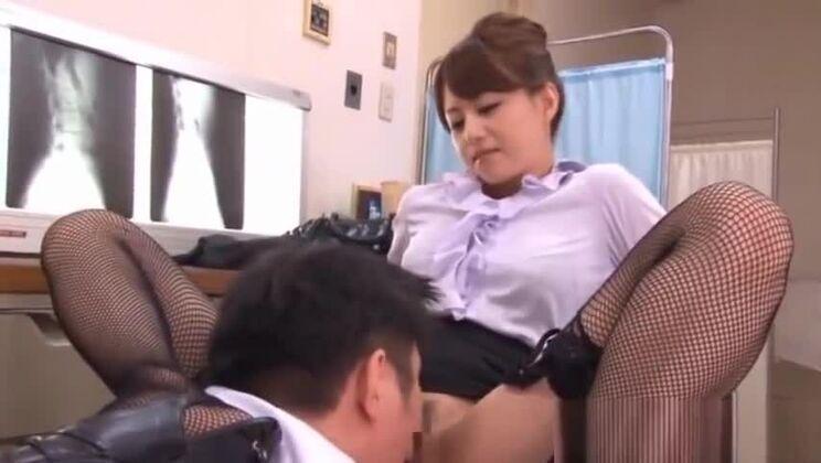 Akiho Yoshizawa doctor loves getting part3