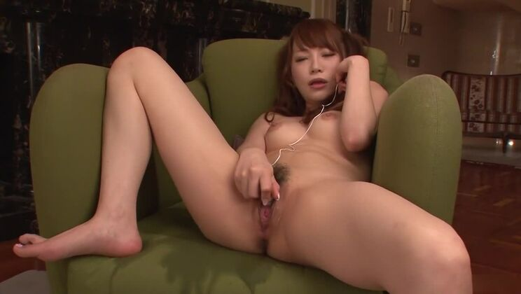 Horny Japanese model Maomi Nagasawa in Best JAV uncensored Dildos/Toys scene