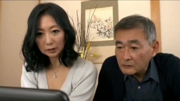 Japanese couple 5