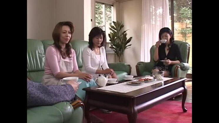 Exotic Japanese whore Maika Asai, Noriko Enomoto, Yumi Kazama in Horny Fingering, Big Tits JAV clip