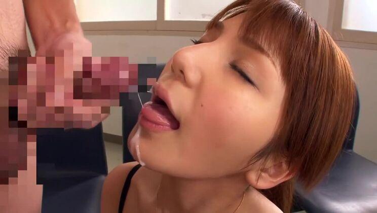Crazy Japanese girl in Fabulous Changing Room, MILF JAV scene