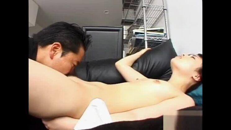 Hottest Japanese chick in Best Bathroom, Blowjob/Fera JAV scene