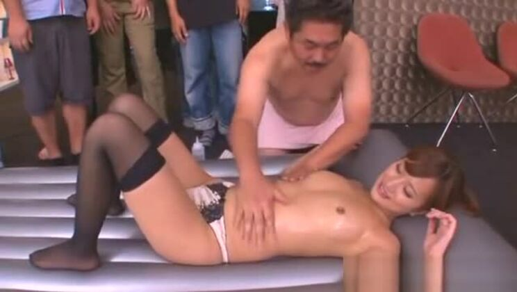Horny milf Kokone Mizutani is a dirty thinking chick