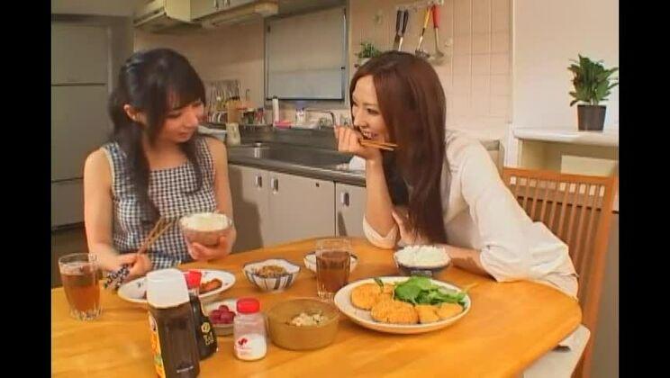 Amazing Japanese girl Ryo Takamiya, Yuka Osawa in Horny Fingering, Dildos/Toys JAV clip