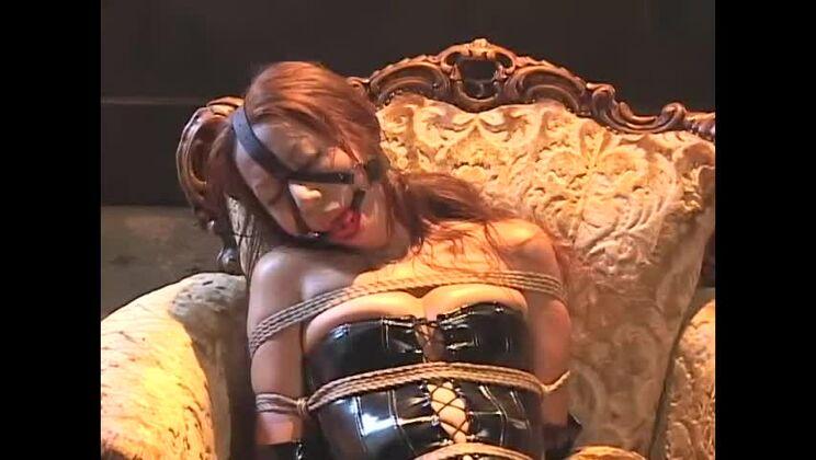Best Japanese chick in Horny Fetish, BDSM JAV movie