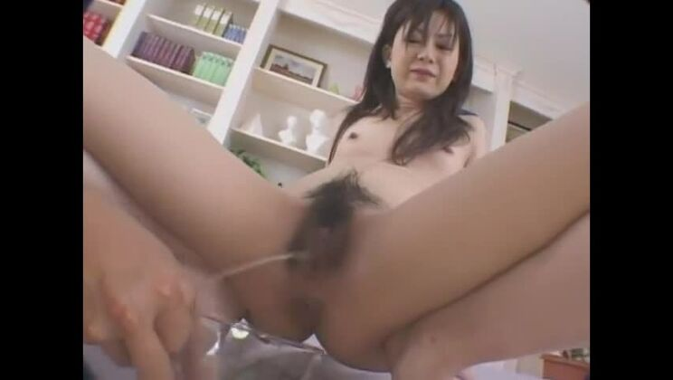 Crazy Japanese model Anna Watase in Incredible Cunnilingus, Small Tits JAV movie
