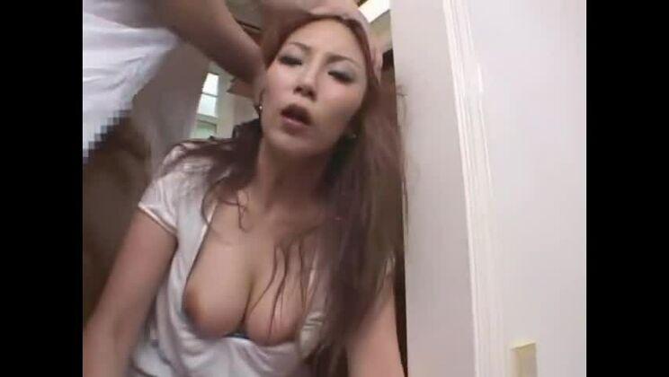 Amazing Japanese girl Ruru Anoa in Fabulous Big Tits, Hardcore JAV movie