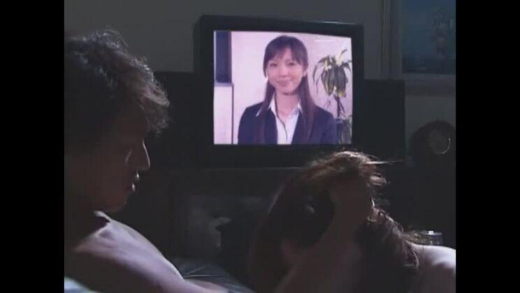 Crazy Japanese whore Asahi Miura, Honoka Yumemi in Best Couple JAV movie