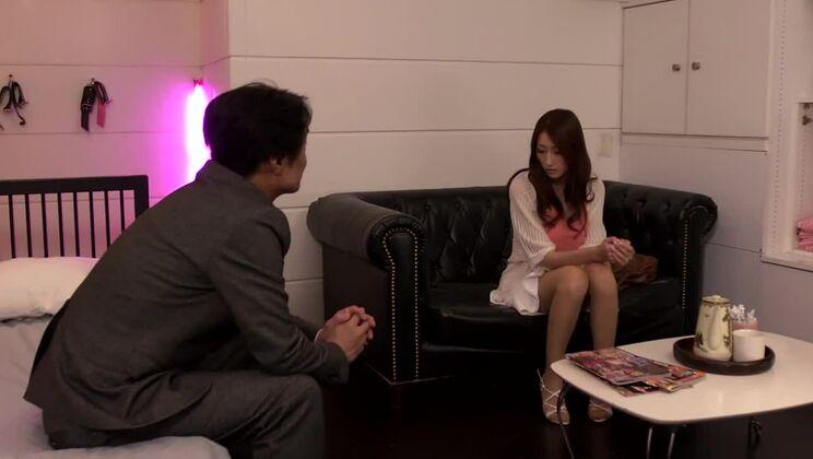 Best Japanese girl JULIA in Hottest big natural tits, big tits JAV movie