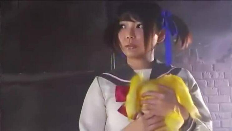 Saito Ramu ♡ Magical Konoha ♡ part 1 JPN Softcore