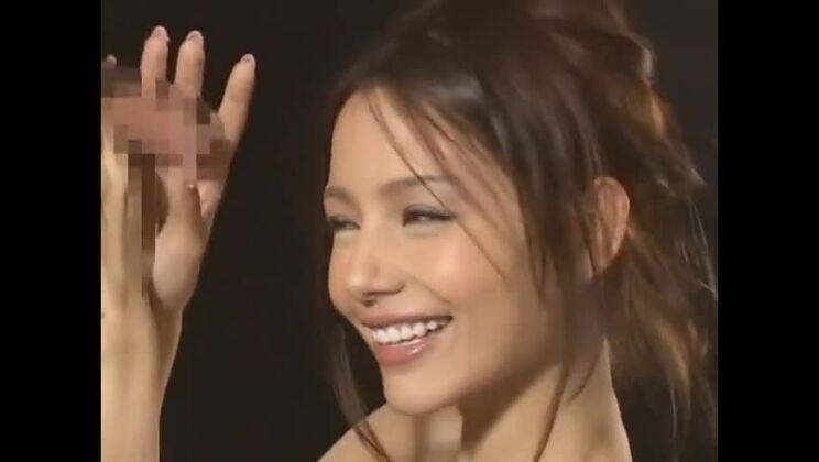 Best Japanese girl Tina Yuzuki in Horny Handjobs, Blowjob/Fera JAV scene